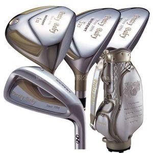 供应北京高尔夫球具尼肯特女士套杆价格