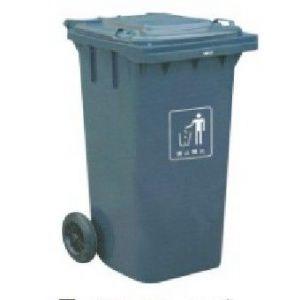 沈阳塑料垃圾桶,沈阳宝乐时塑料垃圾桶240升