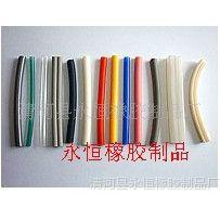 供应胶条 圆棍彩色PVC胶条 透明包边发泡胶条 汽车专用装饰胶条