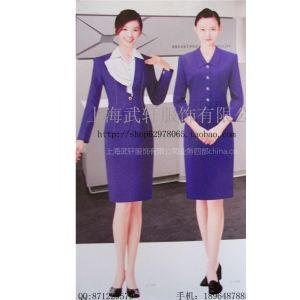 供应定做西装 女套装 商场女西装 营业员西服 上海女西装