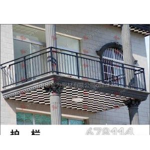 供应供应湖南金为锌钢防护型护栏型材