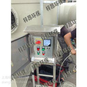 供应广东东莞南海喷漆厂废气治理设备