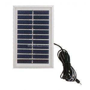 供应1.3W多晶太阳能玻璃层压板