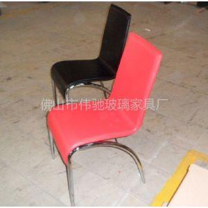 供应英标防火餐椅 英标椅子 现代餐椅 简约皮质餐椅 GS-BTY003