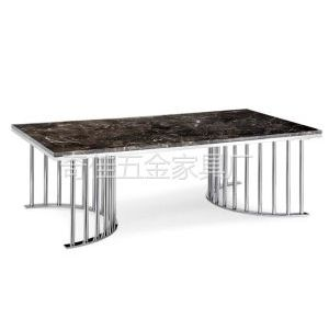 供应AE-10011餐台、玻璃餐桌、大理石餐桌、铝合金餐桌、铁艺餐桌、木饰面餐桌