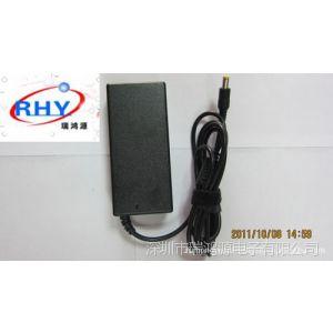 供应19V3A电源适配器19V4A电源适配器过UL FCC CE认证标准笔记本电源