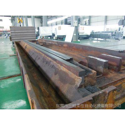 东莞三威装备大型设备的铸造件、钢件、大型箱体结构件数控龙门加工