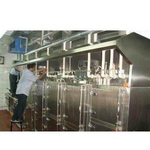 供应真功夫餐厅自动程控蒸品设备-蒸柜