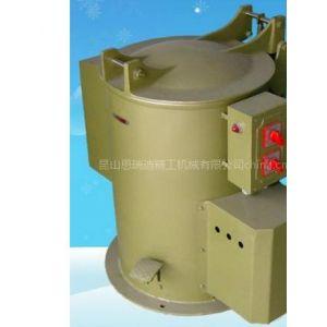 供应昆山苏州五金件冲压件高速工业脱水机 工业脱油机