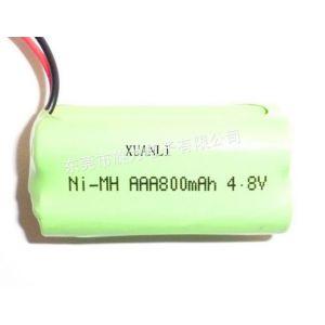 供应供应AAA镍氢电池|4.8V镍氢电池
