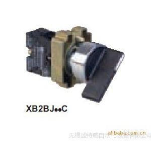 供应施耐德长手柄选择开关XB2BJ21C  黑色长手柄2 位选择开关 2档转换