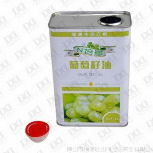 供应陕西亚麻籽油食用油铁罐包装,食用油包装可以用马口铁当材料吗?