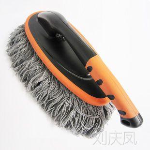 热销供应  长柄汽车蜡刷汽车毛刷套装  清洁刷车用洗车刷子
