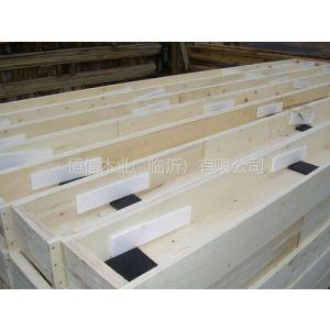 供应玻璃包装用杨木LVL捆包材,免熏蒸木质材料