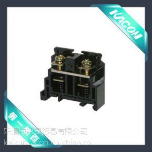 供应凯昆 KACON 分离组合式接线板 端子台 KTB2-015
