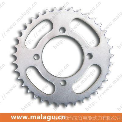 供应 改装电动三轮车牙盘/链轮 428-37齿(黑色) -64791