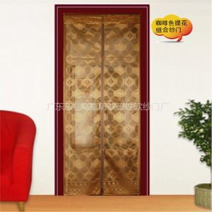 广东东莞联富磁性软纱门供应广东磁性软纱门