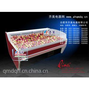 供应水果保鲜柜  水果保鲜柜冷凝器压力升高的原因