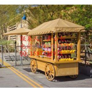供应商业街圣诞礼品挂件售货车价格