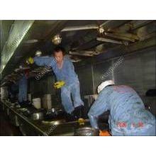 青浦餐厅油烟管道清洗 厨房排烟风机清洗 上海洁创清