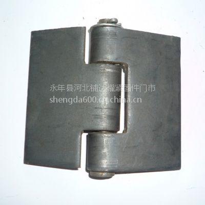 自产自销优质焊接铰链 铁铰链大全 欢迎咨询 选购