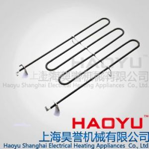 昊誉供应 不锈钢干烧单头发热管