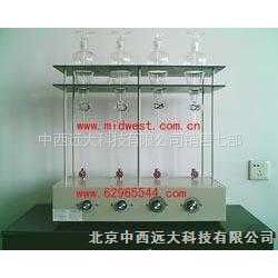 中西牌全自动射流萃取器 型号:M210-CQ4 库号:M260548