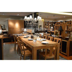 供应餐厅成套家具、餐桌订做、实木餐椅