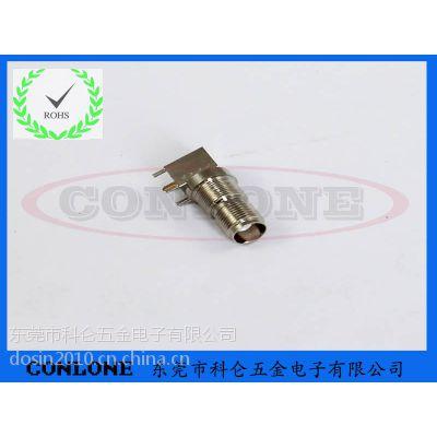 供应TNC-KWE全铜射频同轴连接器