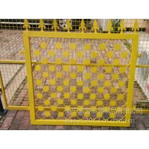 供应铁艺栅栏 欧式铁艺护栏 别墅铁艺围栏种类齐全 款式新颖