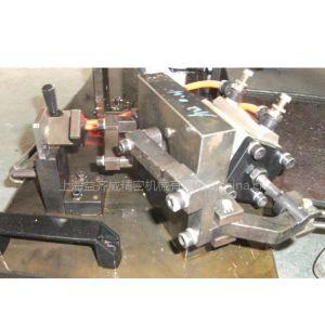 供应排气管焊接夹具
