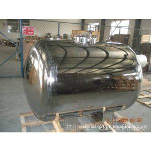 供应不锈钢储罐|304材质水箱|厂家定做_卧式立式