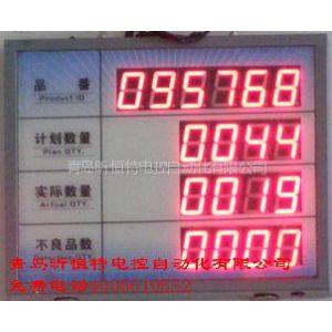 供应生产车间班组统计看板现场数据管理看板