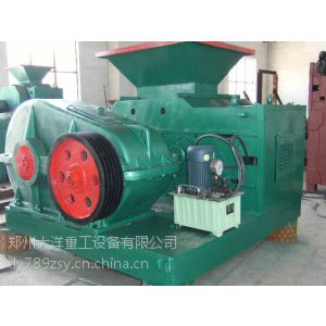 供应供应环保节能设备矿粉压球机