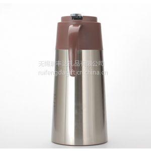 供应真空不锈钢保温壶玻璃内胆保温瓶 高档礼品杯暖瓶热水瓶