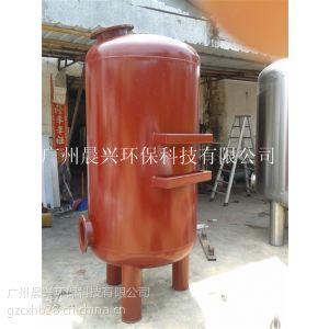 供应碳钢过滤器,中水回用 污水处理设备前置过滤器,内衬胶耐酸碱过滤器 质量晨兴厂家