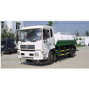 供应东风天锦绿化喷洒车DFL1160BX2