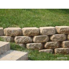 供应挡土墙、干垒砌块