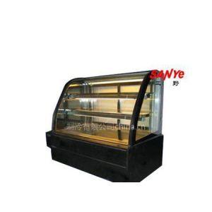 供应供应巢湖淮海牌鲜肉连锁店制冷设备、超市冷柜、大容量冷鲜肉柜