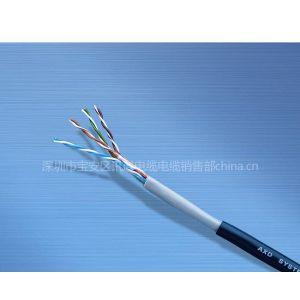 供应讯道AXD电脑线网络线超五类网线阻水250