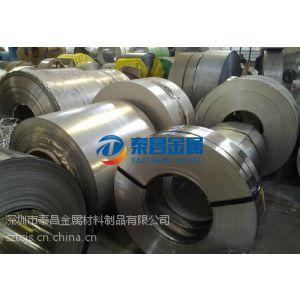 供应供应65锰弹簧钢带 高弹性高韧性65Mn钢带 冷轧65锰光亮带钢