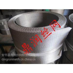 供应塑料挤出机 拉丝机专用不锈钢过滤网/注塑机过滤网/ 自动带式过滤网