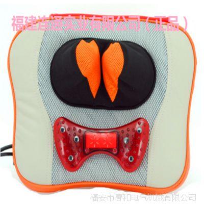 连通正品2014新款多功能按摩枕按摩器 -颈椎按摩垫靠垫LT-13819