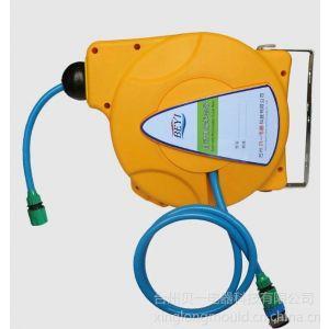 供应耐酸碱自动伸缩水管卷管器