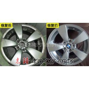 供应宝马5系530 原装17寸汽车铝合金烤漆轮毂/钢圈/铝圈/轮圈翻新修复