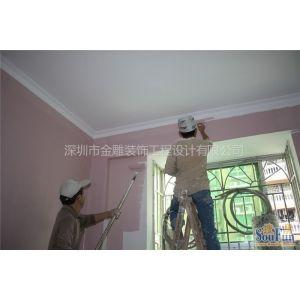 供应深圳科技园刷墙公司 科技园厂房装修刷墙,墙面修补扇灰