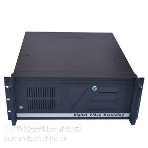 销售欧曼标准4U 1.2mm材料工控机箱#厂家直销标准4U 1.2mm材料结构工控机箱