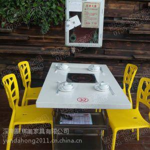 供应猎宴火锅连锁餐厅户外塑料餐椅深圳厂家供应,颜色多样塑料餐椅