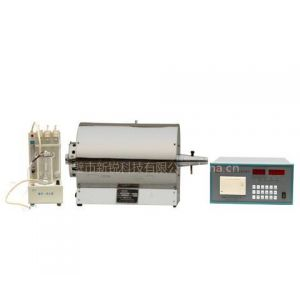 煤炭测硫仪 采用无触点开关 测试时间小于8分钟的快速智能测硫仪