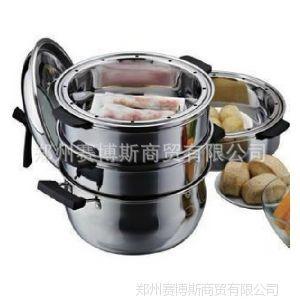 供应好媳妇 魔术锅 高效节能锅.蒸锅+汤锅+饭煲全能锅